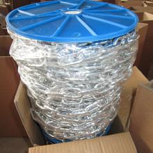 DIN Welded Galvanized Zinc Link Chain Supplier