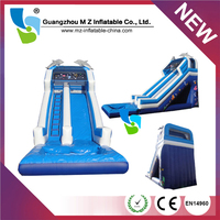 Top Quality Durable Inflatable Water Slide For Adult Slide ,inflatable water slide