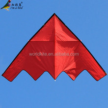 New arrival red fighter plane kite