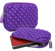 Hard Drive Neoprene Protective Storage Carrying Sleeve Case With Extra Storage