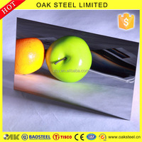 AISI 430 HL Surface Stainless Steel Coil Metal Plate/Sheet