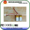 Micro battery 3.7v 55mah 401020 li-polymer battery 401120 55mah wearable devices battery