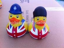 customized baby bath duck