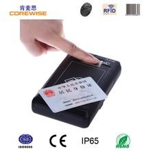 Rugged terminal price of biometrics fingerprint scanner rfid nfc reader for door access control