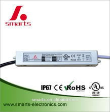 cUL/UL approval Neon 24W power led supply 24v 1a