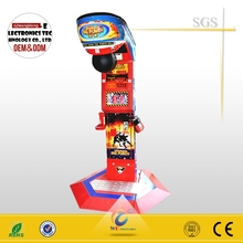WD-B25 promotion price boxing machine prize redemption game machine for game center