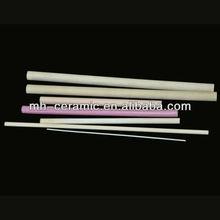 Industrial 95% Alumina Porous Ceramic Tubes