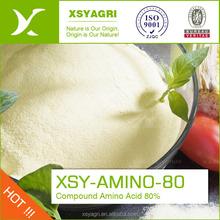 Amino Acid, 80 mesh Powder, 40% min, Animal Origin, Chloride base
