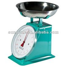 High Quality 10/15/20 Kilogram Mechanical Spring Dial Weighing Scale