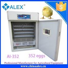 Utilizadas máquinas de costura industriais AI-352 tunísia fábricas incubadora de ovos de galinha e nascedouro