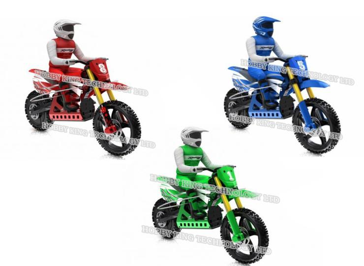Free Shipping Brushless  Skyrc Super Rider SR4 1/4 Scale RC Bike Motorcycle  Brand New classic toy