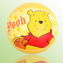 rubber basketball mini colorful promotional