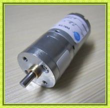 32mm RoHS certification high quality carbon brush mini electric 12v dc geared motor