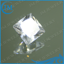 White Synthetic Diamond Loose Small Gemstones