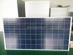 China best price mono price solar panel 300w