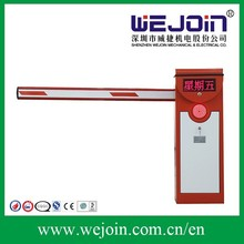 Barrier Gate with LED Screen and Good Performance Mechanism