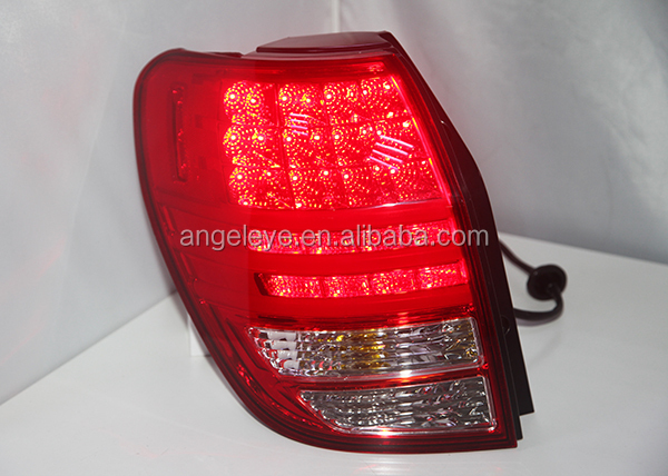 2010-2013 Year Captiva LED Tail Light LED Rear Lamps Red Color