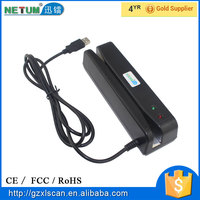 NT-400 portable mini smart chip card reader for mobile phone use pad pc