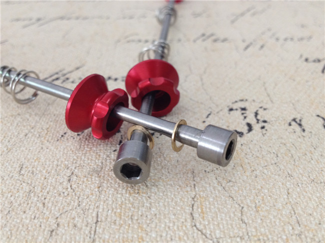 Ultralight Anti Theft Skewers Road Bike Mtb Wheels Amp Seats