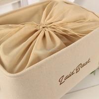 blanket canvas toy storage box