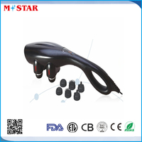 High Quality LC-2016 Electric Single Portable Head Handheld Massager price