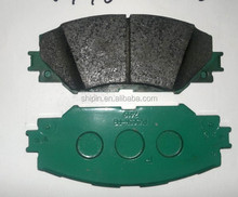 04465-02220 wholesale car break pad in Alibaba for Toyota