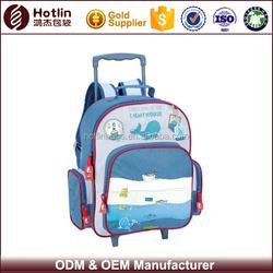 school trolley bag,kids trolley bag,wheeled school bag for boy