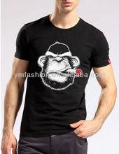 venta caliente clásico de comercio justo t camisa