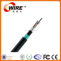 24 cores High quality GYTA53 Outdoor Stranded Fiber Optic Cable