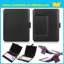 7 inch Flip PU Leather Silicon Bluetooth Tablet Keyboard Case