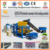 Price concrete block machine linyi QTJ4-25 Automatic concrete block machine for sale price