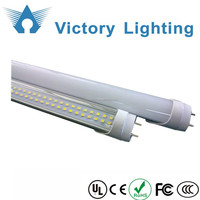 6500K Direct Connect Fluorescent Light Fixture 18W T8 LED Tube with UL certificate