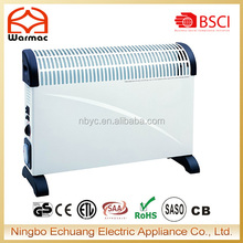 Buy Direct From China Wholesale New Convector Heater With Turbo Fan
