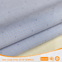 100% cotton stripe poplin Shirting Fabric /shirt fabric/garment fabric