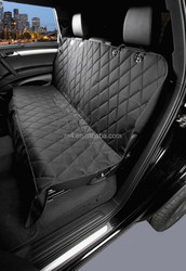 Luxury bench seat cover