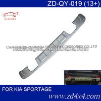 kia sportage 2013 rear bumper guard protector,Kia Sportage accessories