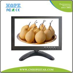AV/TV function mini 7 inch lcd monitor bus