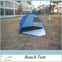 UV protection Pop Up Beach Tent Sun Shelter For Sale