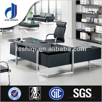 Unconventional design executive desk(F-07)