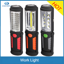 HOT product LED portable magnetic rechargeable work light with a hook