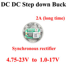 Step down voltage regulator module 23V 20V 18V 15V 12V to 5V 8V 9V 12V converter PCB board 1.8A