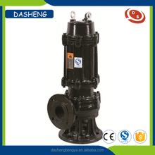 China QW centrifugal sewage submersible pump supplier
