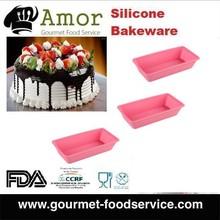 Cook Silicone Chocolate Cake Baking Mold Bakeware Silicone Mold