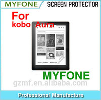 Phone accessories high clear screen protector for Kobo Aura HD