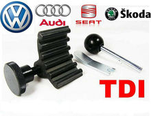 VW Golf, Caddy,Passat, Sharan, Touran, Transporter, Lupo, Polo 1.2 1.4 1.9 V6 TDI PD SDI Engine Crankshaft Cam Timing Lock Tool