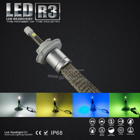 High Power motorcycle accessory 40W 4800lm highpower highbright led headlight