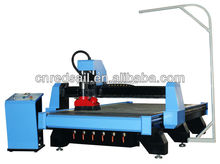 wood cutting service 2 inch / Redsail brand popular CNC router carving machine 1325