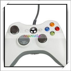 For Xbox360 Arcade Joystick(White Wired)