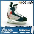 Ventas calientes del patín de hielo colgante de venta al por mayor del hockey sobre hielo patines patines de hielo de patinaje