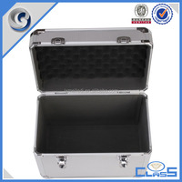 Fashion china manufacturing aluminum dvd package storage case